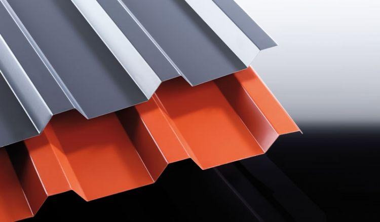Unser CE-zertifiziertes Trapezblech 207/35 aus verzinktem Stahlfeinblech ist in den Längen 1000 mm - 7000 mm erhältlich. Zudem kann zwischen 5 verschiedenen Farbausführungen gewählt werden.