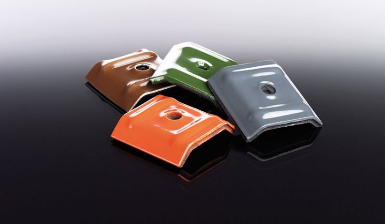 Unsere preiswerten Alu Kalotten zur Befestigung von 207/35 Trapezblechen. Farblich passend in allen verfügbaren Trapezblechfarben.