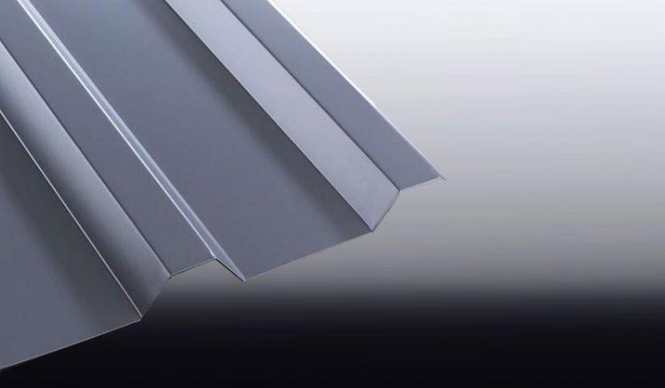 Das nichtrostende Trapezblech aus Aluminium mit einer erhöhten Störke von 0,7 mm ist in den Farben Anthrazitgrau, Rotbraun, Graualuminium, Weißaluminium und Moosgrün erhältlich. Sie können Ihre Profilbleche auch individuell von uns zuschneiden lassen.