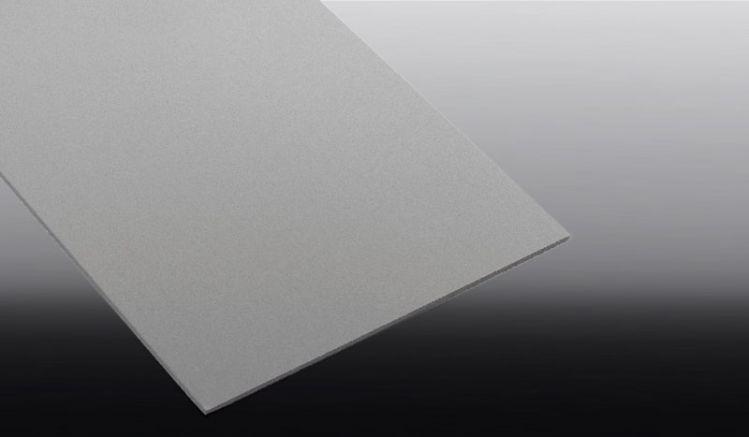 Die PVC Hartschaumplatten in 3 mm Stärke sind in den Farben Weiß, Rot, Gelb, Blau, Grün, Grau und Schwarz erhältlich. Ideal für die Werbetechnik und den Messebau.