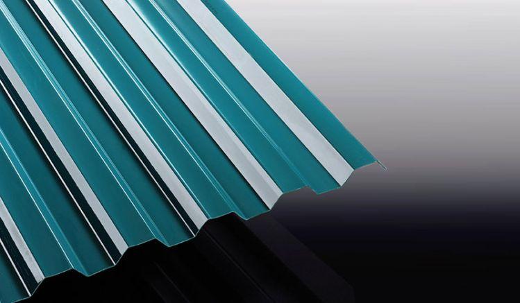 Unsere witterungsbeständigen Wellplatten aus Polycarbonat in Grün mit K 76/18 Profil haben eine Stärke von 1 mm. Die Platten haben eine hohe UV-Beständigkeit und sind extrem Schlag- und Stoßfest.