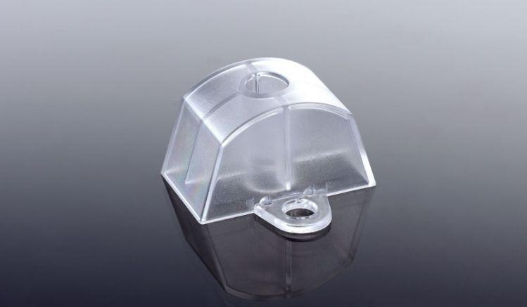 Unsere günstigen Abstandhalter für Wellplatten mit runder Welle 8 (S 130/30 - Profil) sind aus transparentem Kunststoff gefertigt und lassen sich einfach mit einer Spenglerschraube montieren. Die Verpackungseinheit sind 100 Stk.
